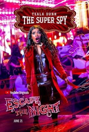 Teala Dunn - The Super Spy