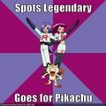 Team Rocket meme 02 - pokemon fan art