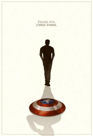 Thank you Chris Evans