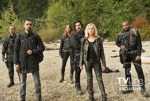 The 100 Season 6 First Look picture