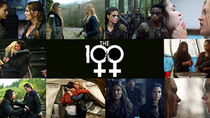 The 100 collage
