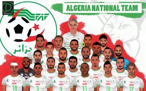 The Algeria national football team : The Fennecs