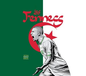 The Algeria national football team : The Fennecs
