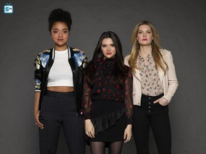 The Bold Type Season 2 Official Picture - Kat Edison, Jane Sloan and Sutton Brady