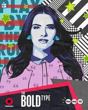 The Bold Type Season 2 Poster - Jane Sloan