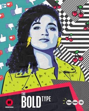 The Bold Type Season 2 Poster - Kat Edison