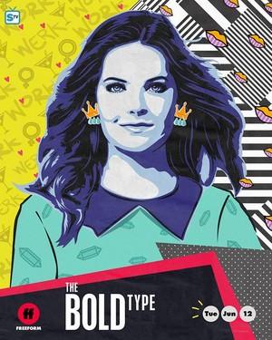 The Bold Type Season 2 Poster - Sutton Brady