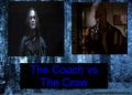 The Coach vs The Crow - the-crow fan art