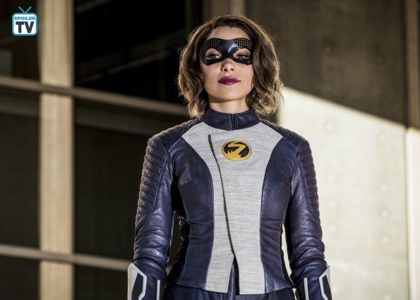 The Flash - Episode 5.01 - Nora - Promo Pics