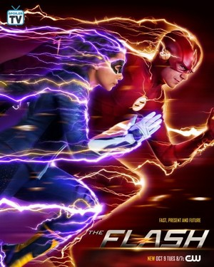 The Flash - Season 5 - Poster