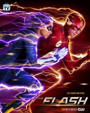 The Flash - Season 5 - Poster