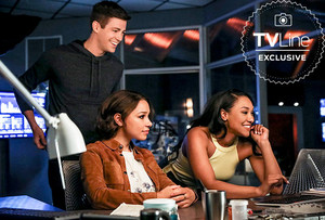 The Flash Season 5 Preview Image