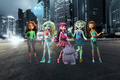 The Ghoul Squad - monster-high photo