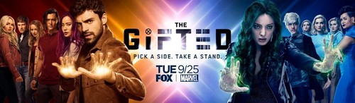 The Gifted (TV Series) wallpaper entitled The Gifted Season 2 Key Art