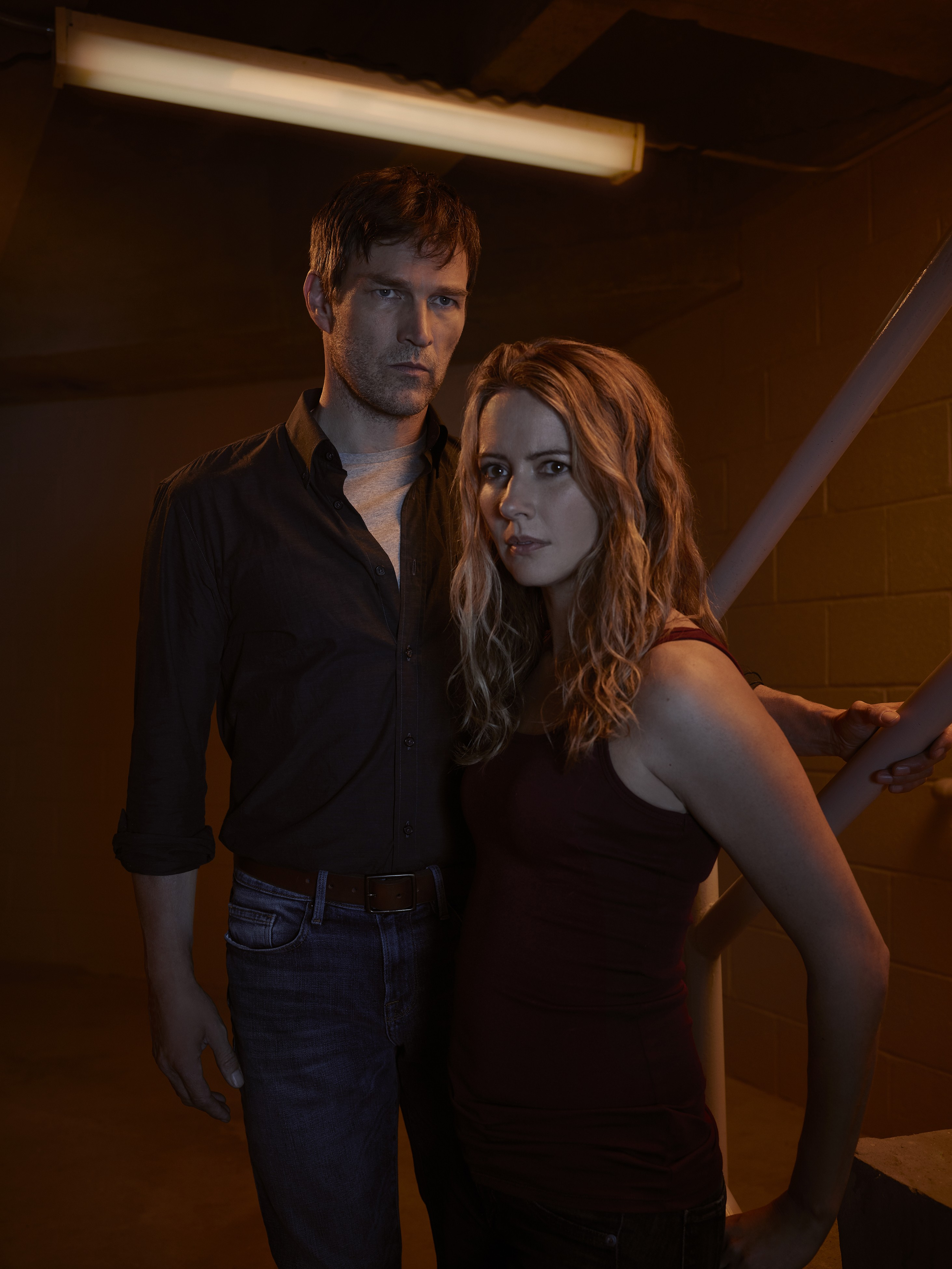 The Gifted Season 2 Official Picture - Reed and Caitlin Strucker