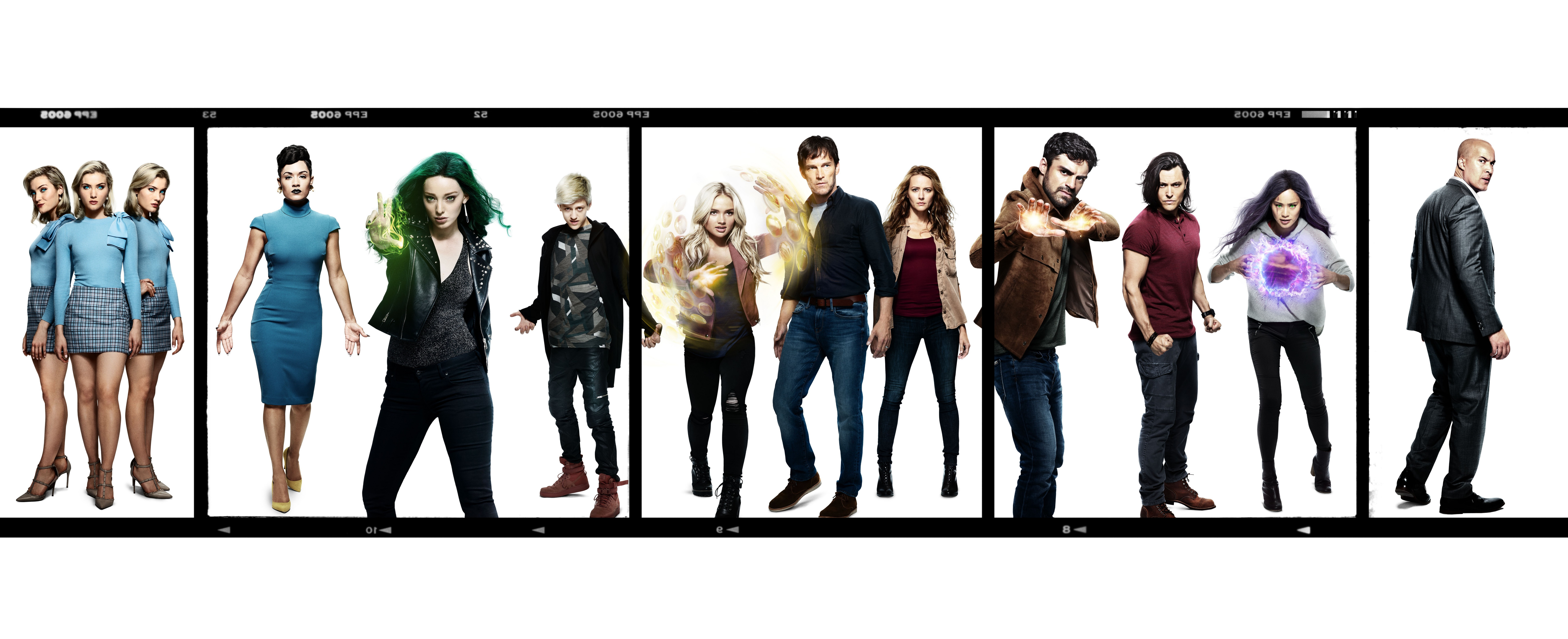 The Gifted Season 2 Official Picture
