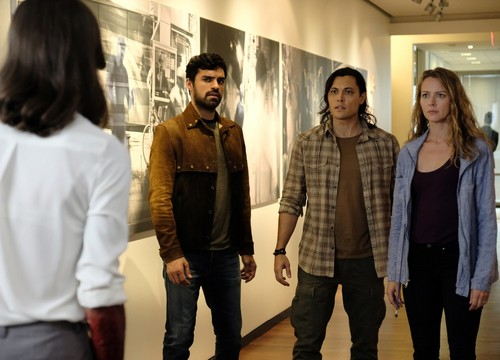 "The Gifted (TV Series) wolpeyper titled The Gifted ""UnMoored"" (2x02) promotional picture"