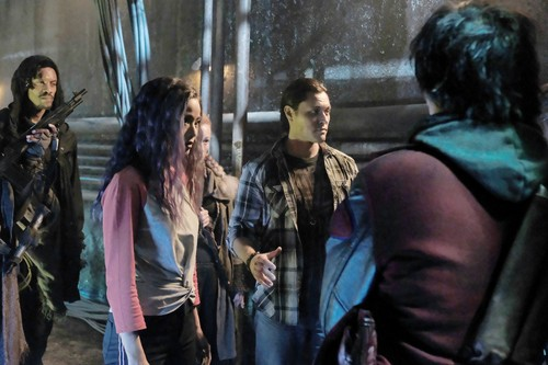 """The Gifted (TV Series) wallpaper titled The Gifted """"coMplications"""" (2x03) promotional picture"""
