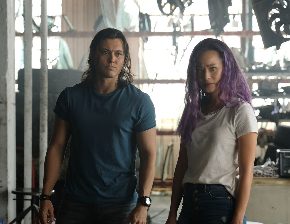 """The Gifted """"eMergence"""" (2x01) promotional picture"""