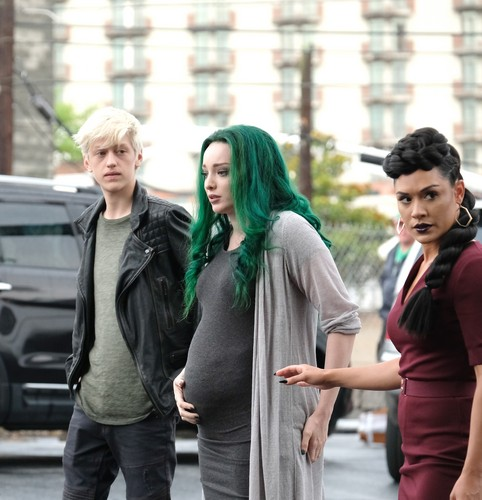 "The Gifted (TV Series) wallpaper called The Gifted ""eMergence"" (2x01) promotional picture"
