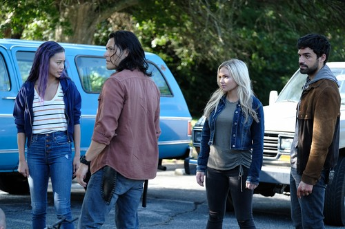 "The Gifted (TV Series) achtergrond called The Gifted ""outMatched"" (2x04) promotional picture"