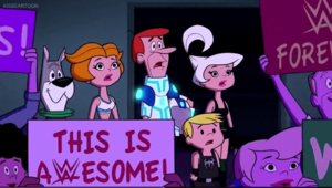 The Jetsons WWE