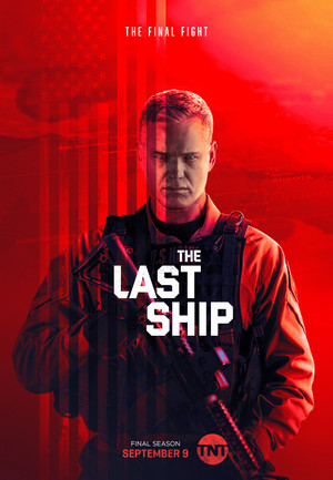 The Last Ship - Season 5 Poster - The Final Fight
