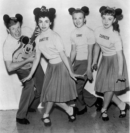 The Original Mouseketeers