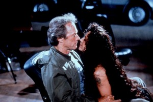 The Rookie ~Clint Eastwood and Sônia Braga (1990)