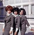 The Supremes  - classic-r-and-b-music photo