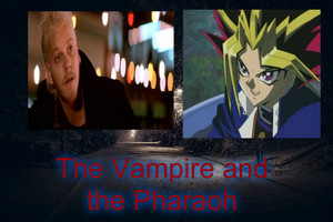 The Vampire and the Pharaoh
