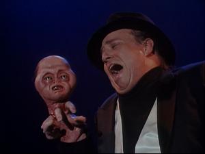 The Ventriloquist's Dummy