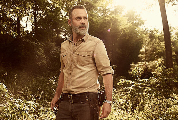 The Walking Dead - Season 9 Portrait - Rick Grimes