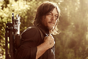 The Walking Dead - Season 9 Portrait - Daryl Dixon
