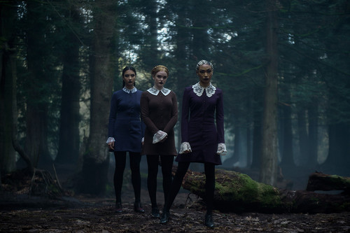 Chilling Adventures of Sabrina wallpaper called The Weird Sisters