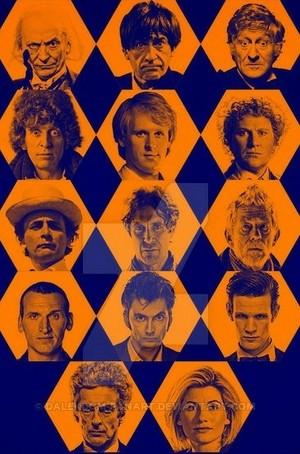 The fourteen doctors
