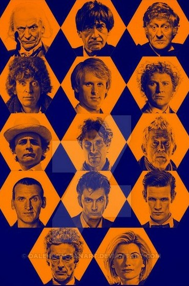 The fourteen doctors