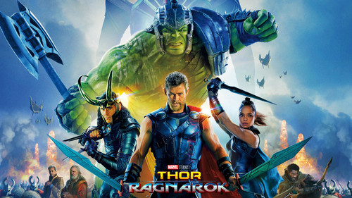 Thor: Ragnarok 壁紙 entitled Thor: Ragnarök