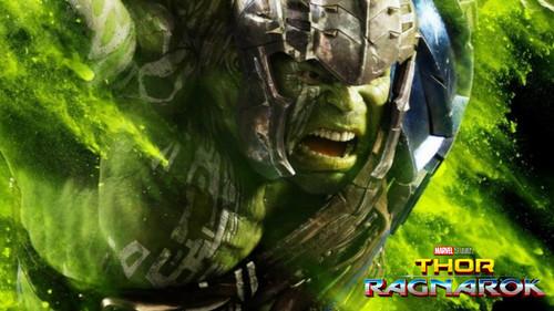 Thor: Ragnarok वॉलपेपर titled Thor: Ragnarök