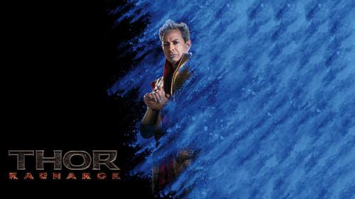 Thor: Ragnarok پیپر وال titled Thor: Ragnarok (Grandmaster)