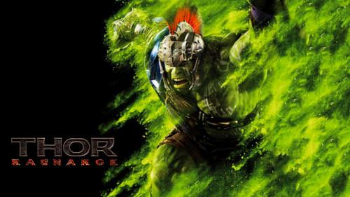 Thor: Ragnarok 壁紙 titled Thor: Ragnarok (Hulk)