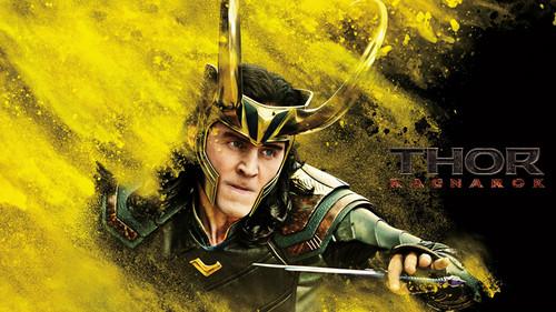 Thor: Ragnarok fond d'écran titled Thor: Ragnarok (Loki)