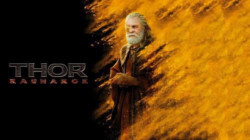 Thor: Ragnarok wallpaper titled Thor: Ragnarok (Odin)