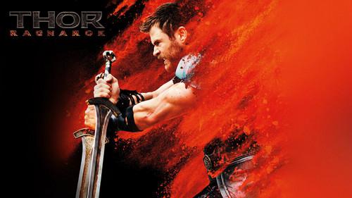 Thor: Ragnarok fond d'écran called Thor: Ragnarok (Thor)