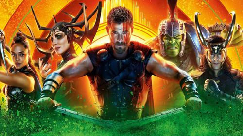 Thor: Ragnarok Hintergrund titled Thor: Ragnarok