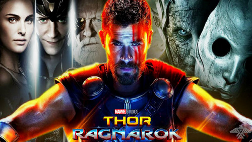 Thor: Ragnarok achtergrond entitled Thor: Ragnarok