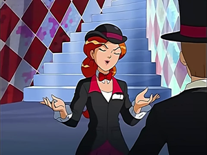Totally Spies- Jazz Hands x Sam (Miss Spirit Fingers)