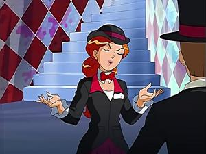 Totally Spies- Jazz Hands x Sam (Miss Spirit Fingers)