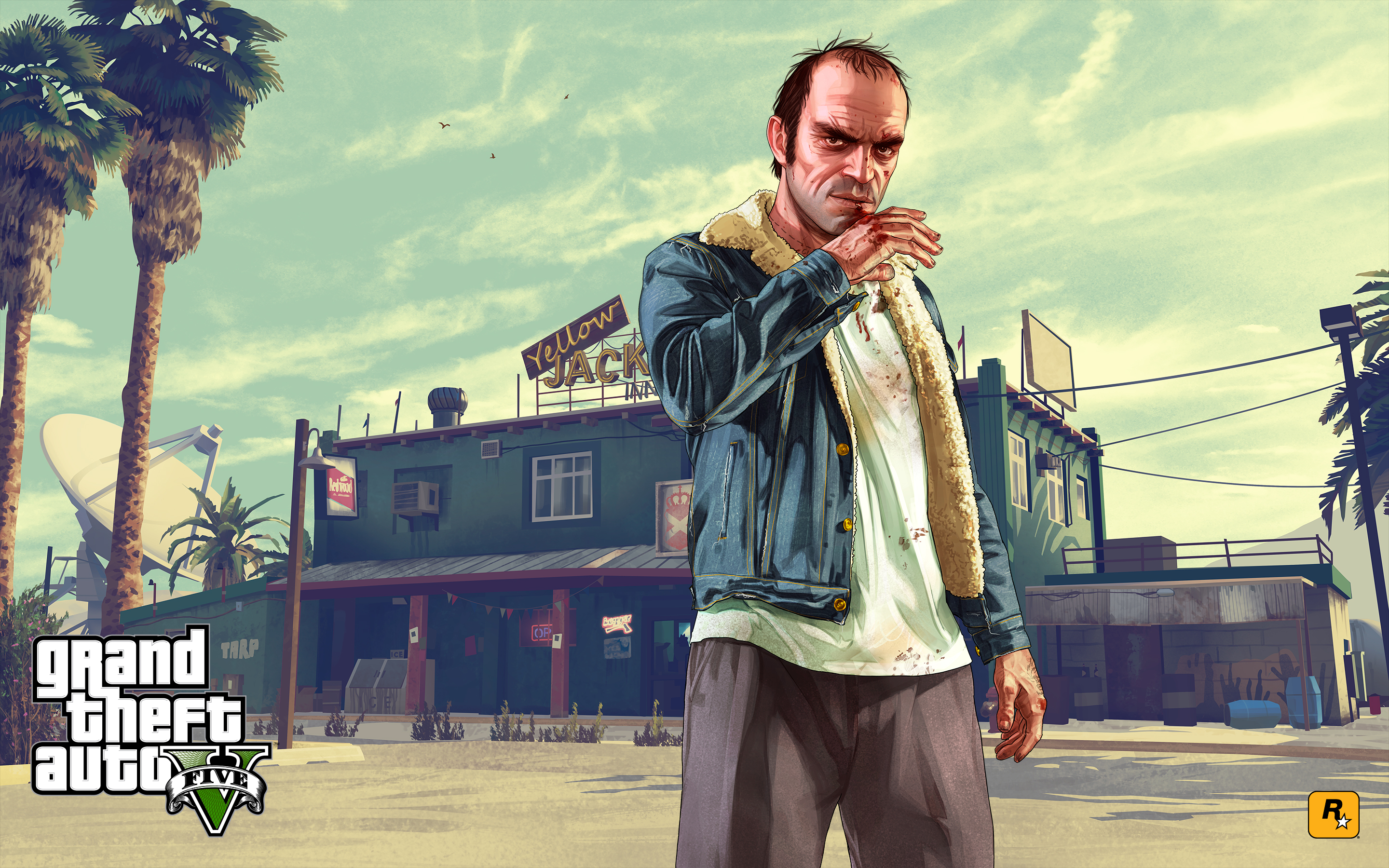 Grand Theft Auto V Images Trevor Hd Wallpaper And Background Photos