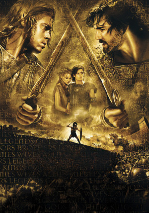 Troy Poster